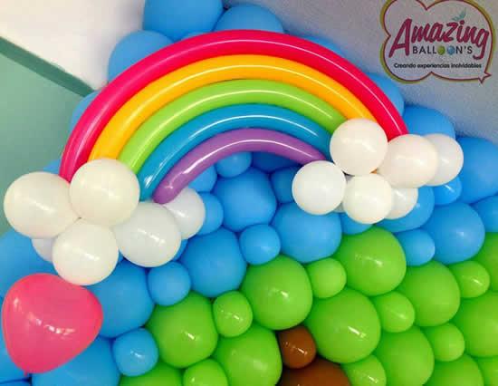 Ideias para Festa Arco-íris