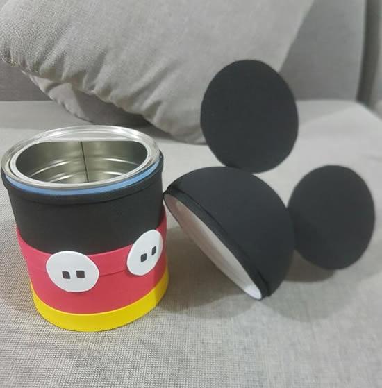 Lembrancinhas para Festa Mickey