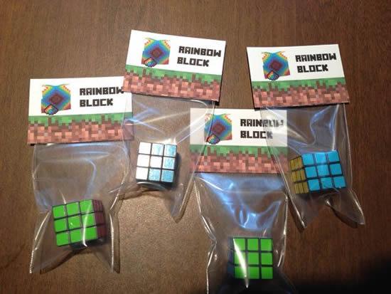 Lembrancinhas Para Festa Minecraft Pop Lembrancinhas