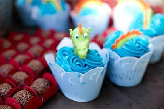 Lembrancinhas para Festa de Dragão