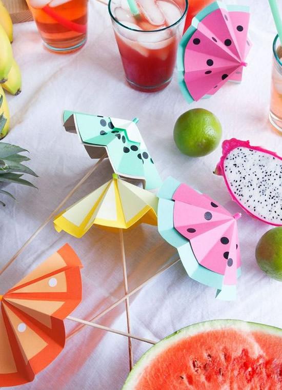 Lembrancinhas para Festa Flamingo