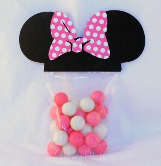 Lembrancinhas para Festa Minnie