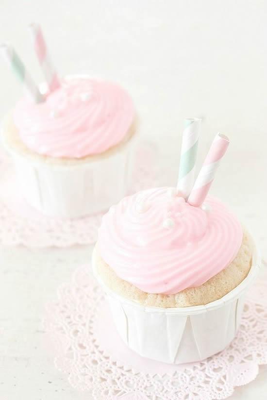 Cupcake Decorado para Festa Infantil