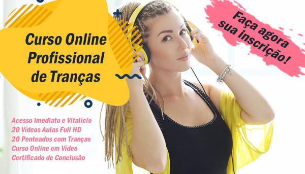Curso Online de Tranças