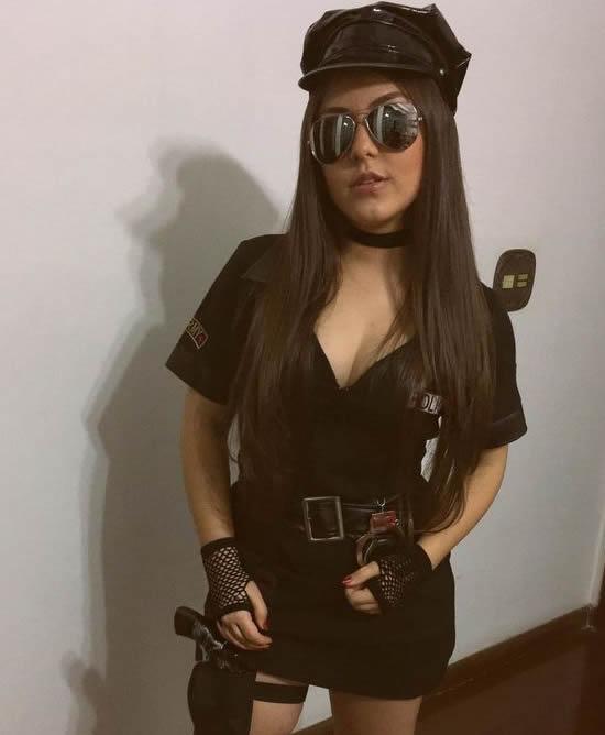 1ad010841 Fantasia de Policial Feminina - Pop Lembrancinhas