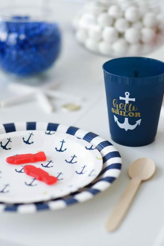 Lembrancinha para Festa de Marinheiro