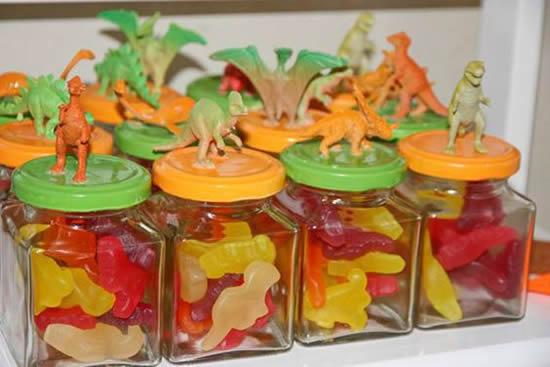 Lembrancinhas para Festa Dinossauro