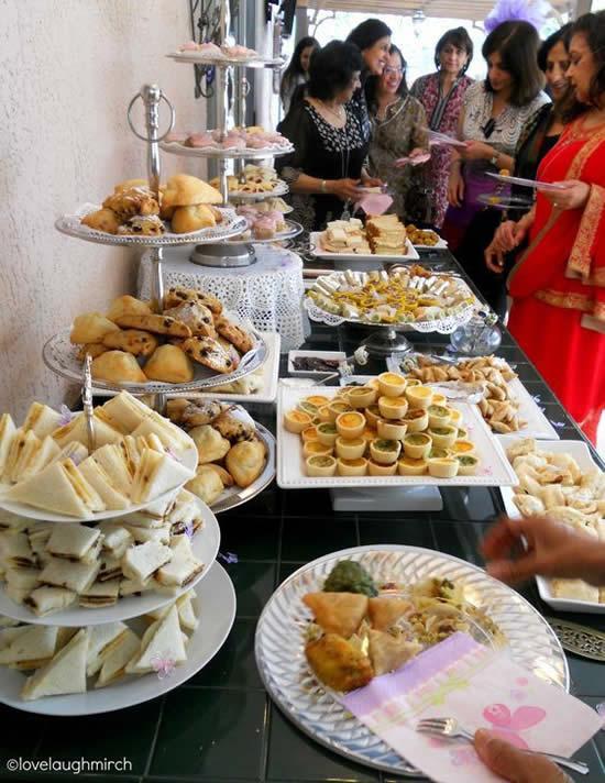 Buffet Lindo e Delicioso para Festa Infantil