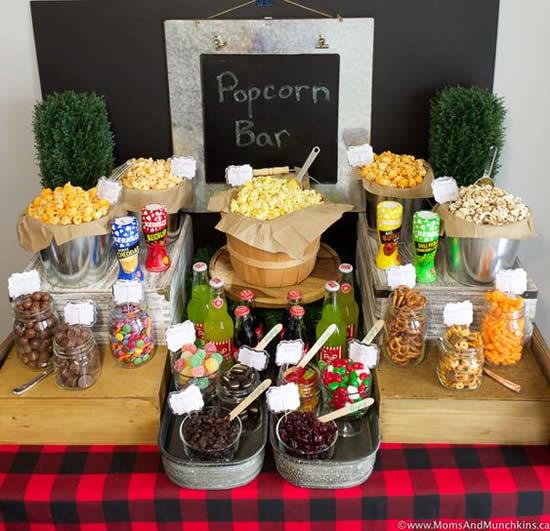 Buffet Lindo para Festa Infantil