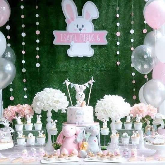 Decoração para Festa de Páscoa