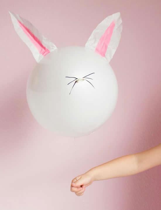 Balão Coelhinho Lindo