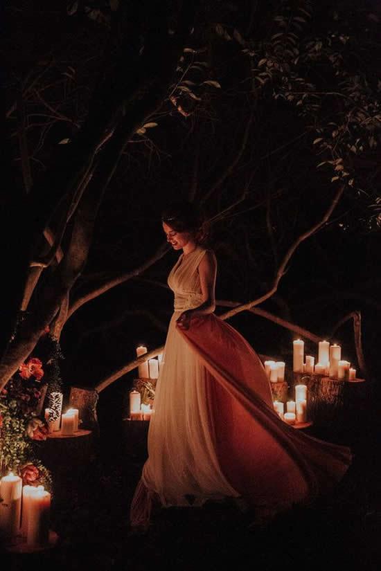 Decoração para Casamento Medieval