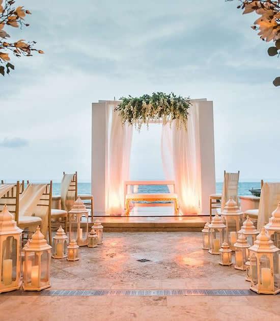 Ideias para Decoração de Casamento na Praia