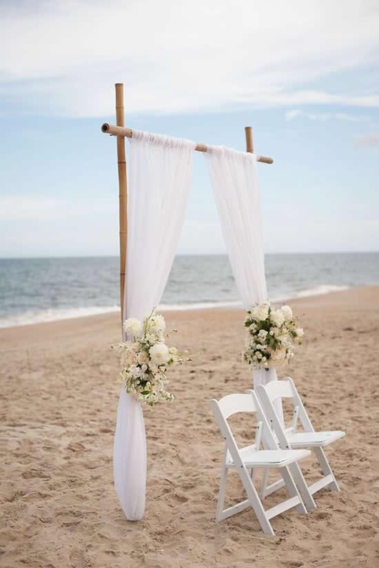Dicas Lindas para Casamento na Praia