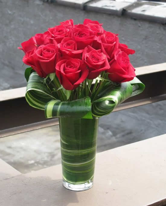 Arranjos para Mesa Dia dos Namorados