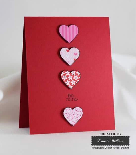 Ideias para Cartão de Dia dos Namorados
