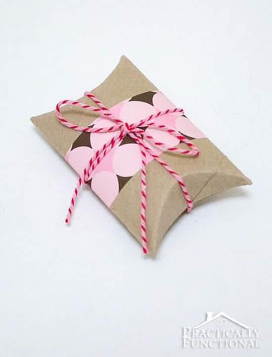 Embalagens para Presentear o seu Amor