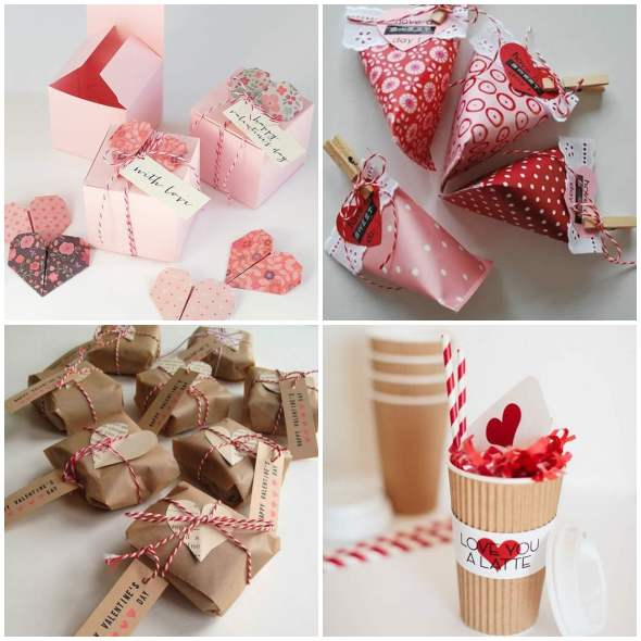 Lembrancinhas para Dia dos Namorados