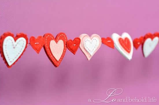 Decoração de Dia dos Namorados