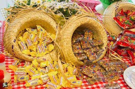 Decoração para Festa de São João
