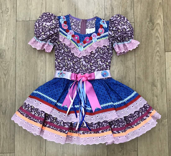 Vestidos Lindos para Festa Junina