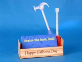 Lembrancinha de Dia dos Pais