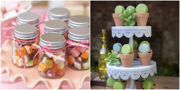 Lembrancinhas com doces para festa infantil