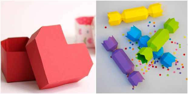 Linda caixinhas para Dia das Crianças