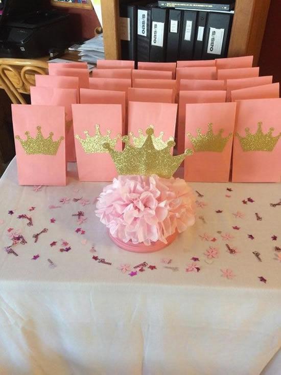 Lembrancinhas lindas para festa princesa