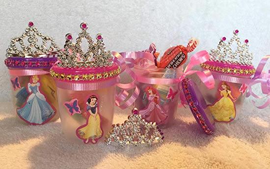 Lembrancinhas criativas para Festa de Princesa