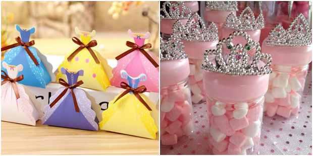 Lembrancinhas para Festa de Princesa