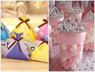 Lembrancinhas para Festa Princesa