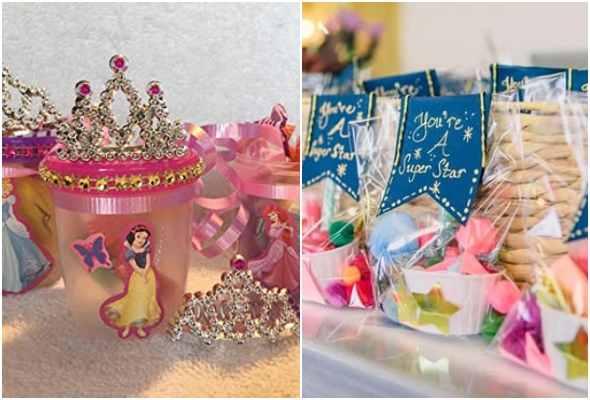 12 ideias de lembrancinhas para Festa de Princesa