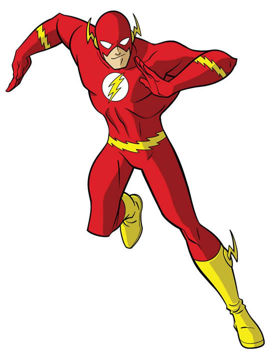 Desenho The Flash