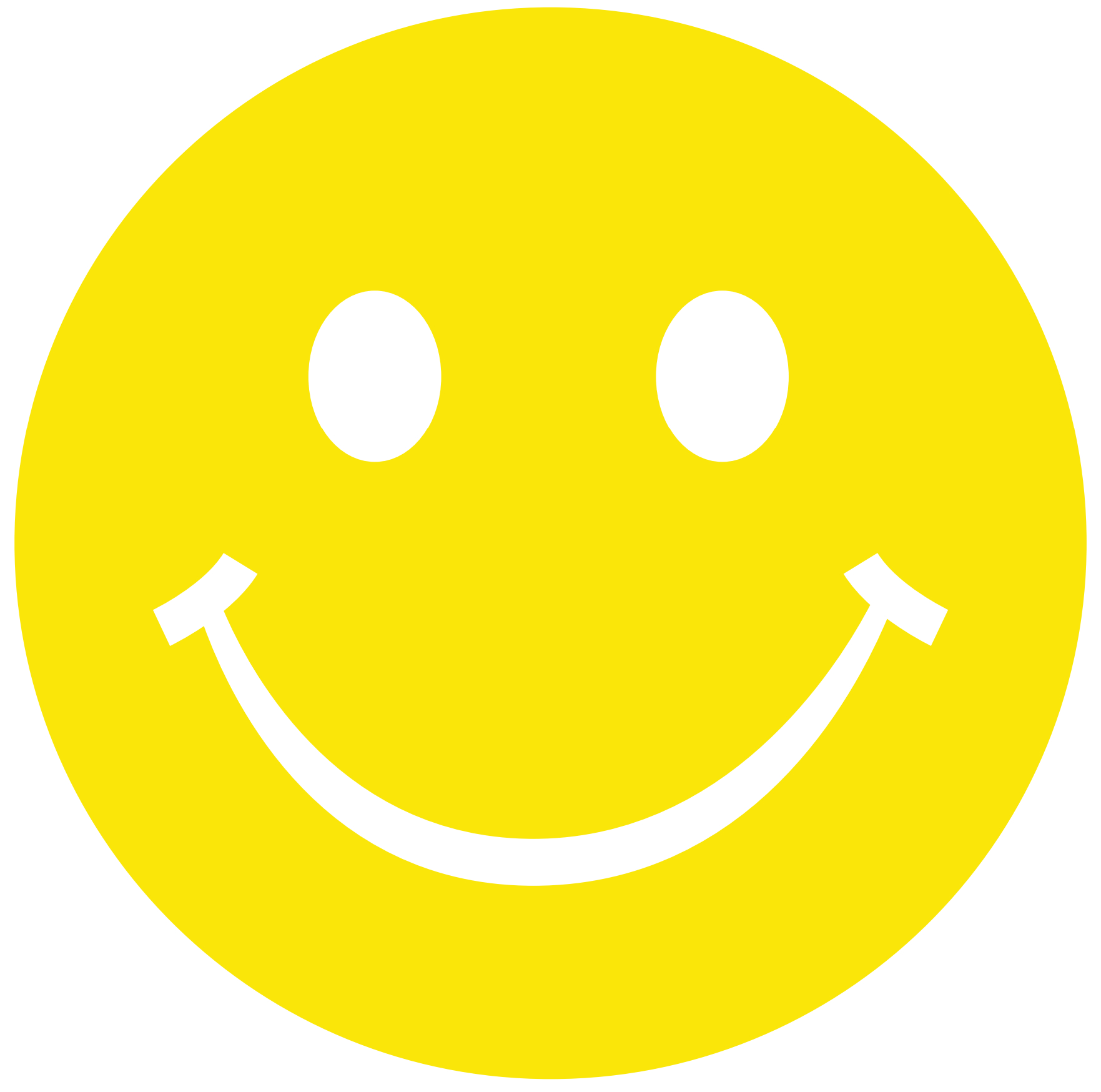 Molde para lembrancinha de Festa Emoji