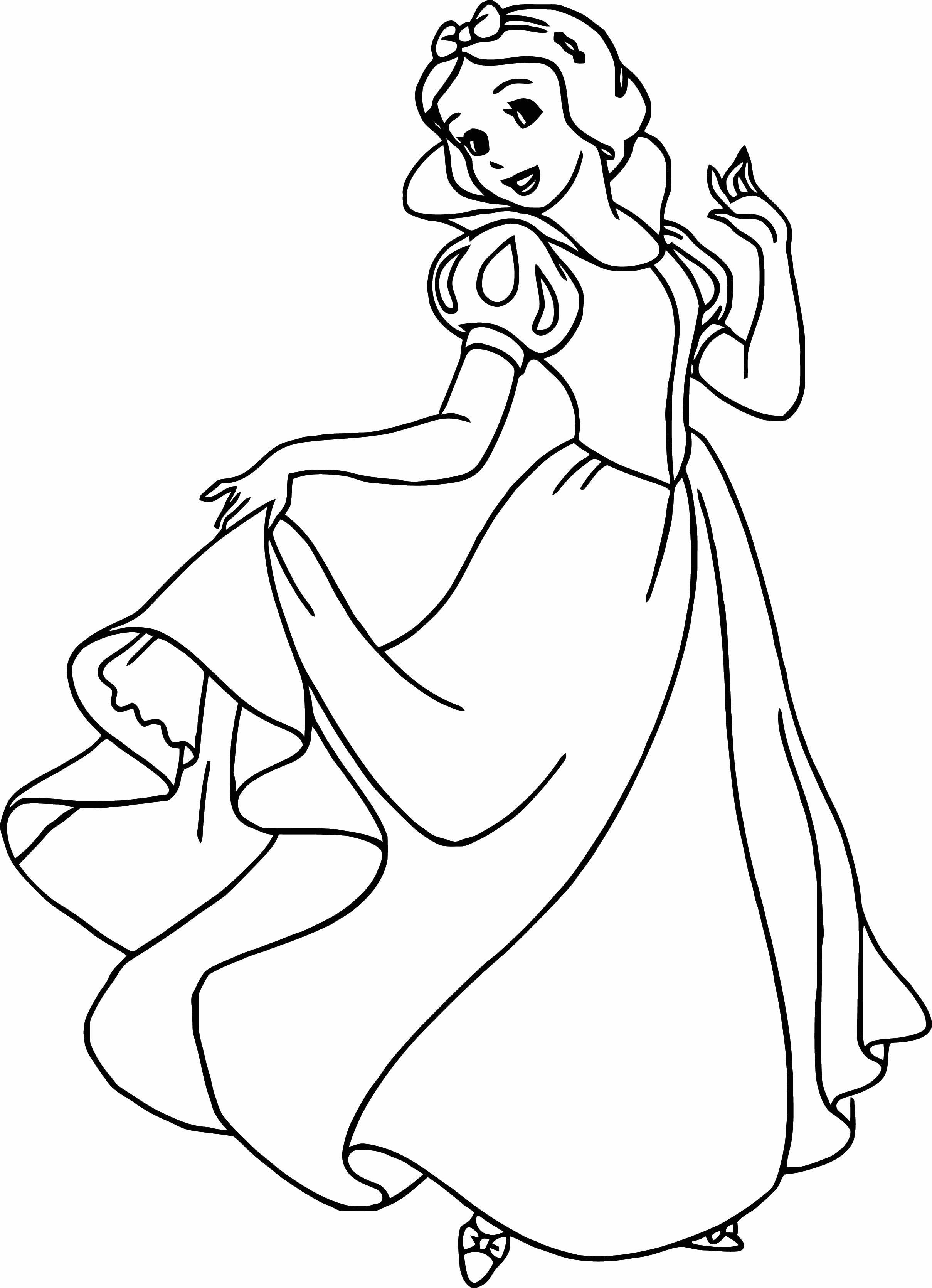 Desenhos Da Branca De Neve Para Colorir Pop Lembrancinhas
