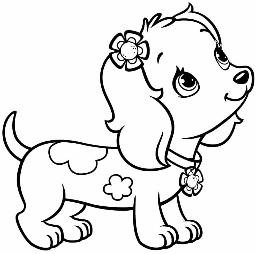 Desenho para colorir da Moranguinho