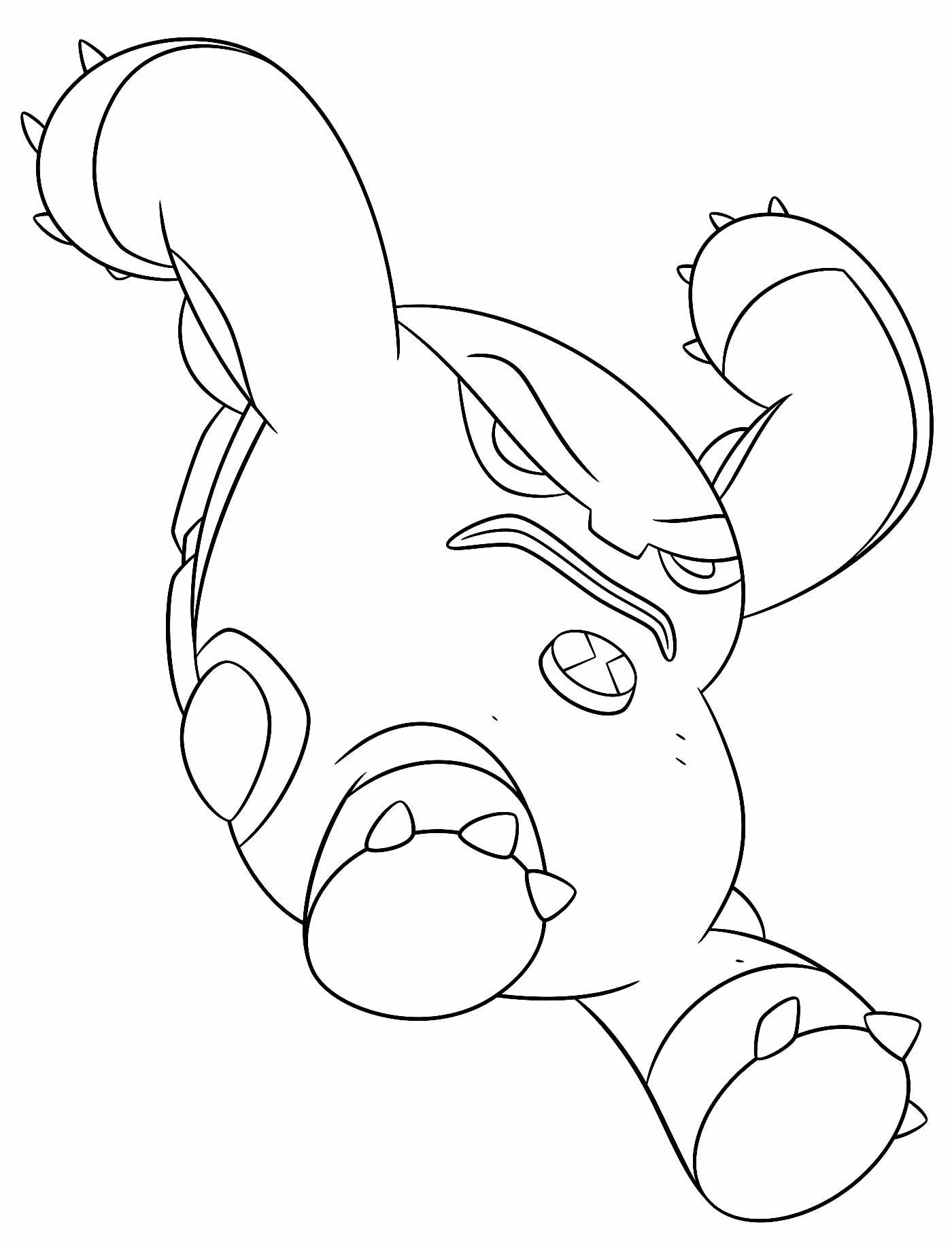 Desenho do Ben 10 para pintar