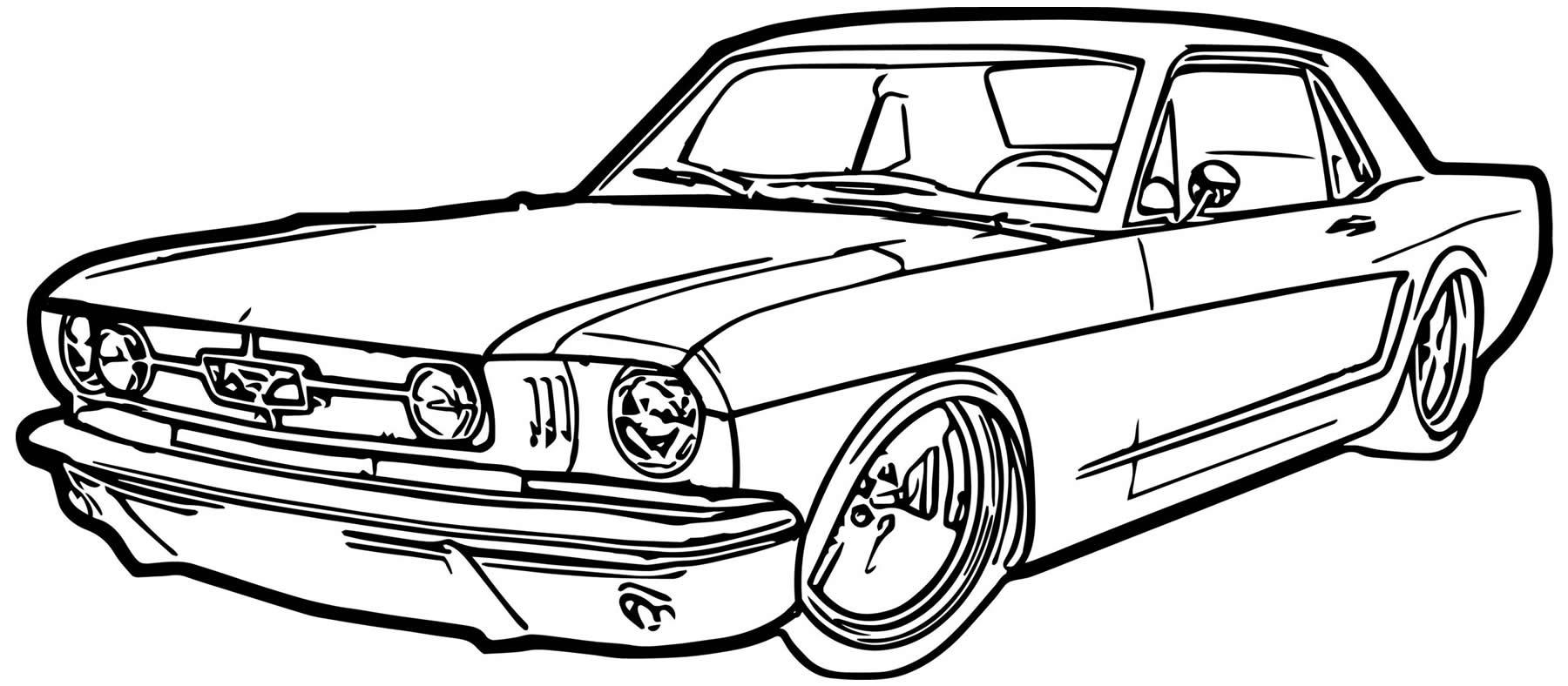 Molde de carro para pintar