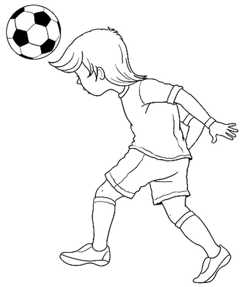 Desenhos De Futebol Para Colorir Pop Lembrancinhas