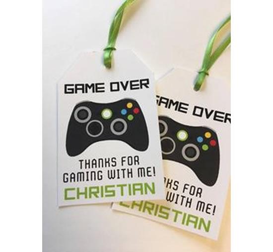 Dicas de lembrancinha para festa video-game