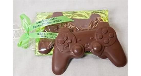Lembrancinha para festa video game