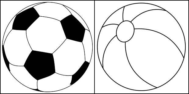 Desenhos De Bola Para Colorir Pop Lembrancinhas
