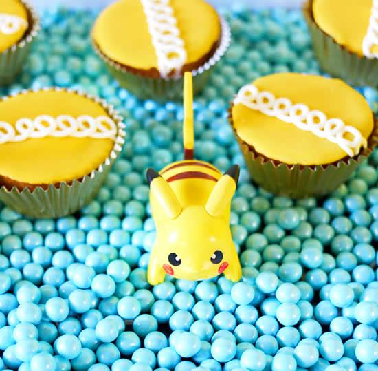 Decoração para Festa Pikachu