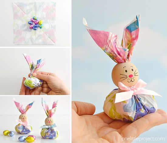 Lembrancinha criativa para Festa de Páscoa