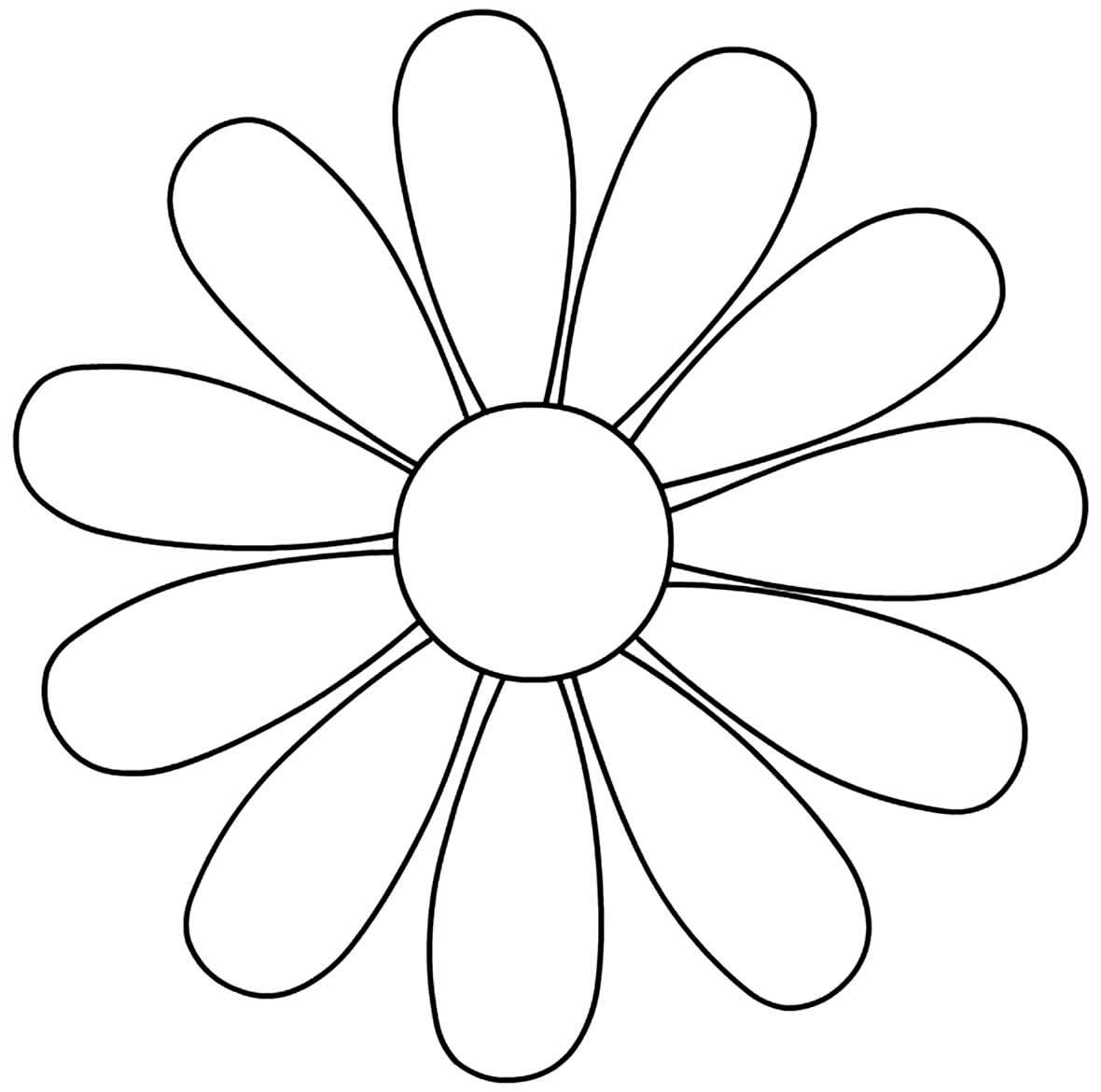 Molde de flor