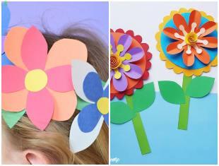 Molde de flor: 30 modelos lindos