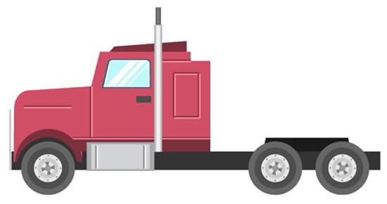 Molde de Caminhão