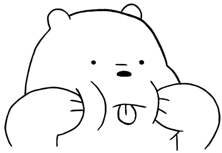 Imagens do Urso sem Curso