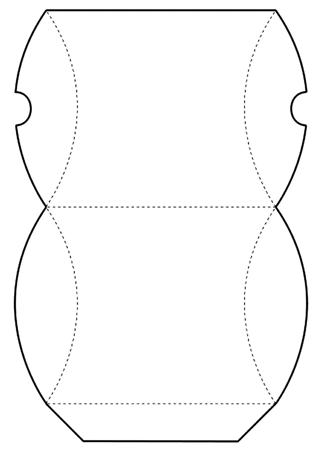 Molde para caixinha de sabonete